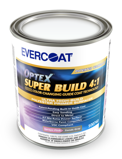 Evercoat Optex Polyester Primer Surfacer 740 Gallon