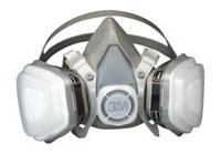 3M Dual Cartridge Respirator (Large)