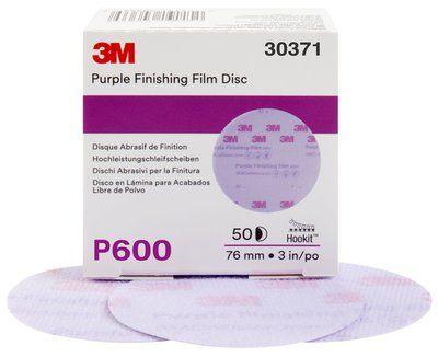 MMM-30371-purple-finishing-film-disc-dust-free