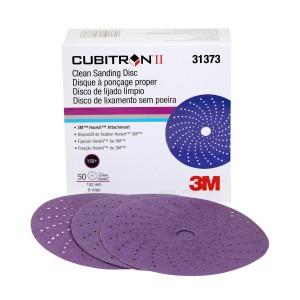 MMM-31373-Cubitron-II-Clean-Sanding-Hookit-Disc