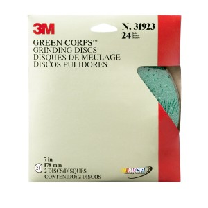 MMM-31923-Green-Corps-Grinding-Disc-7-inch-24-grit