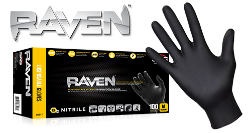 SAS-raven-disposable-nitrile-glove