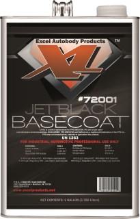 X-L-72001-jet-black-basecoat-72001
